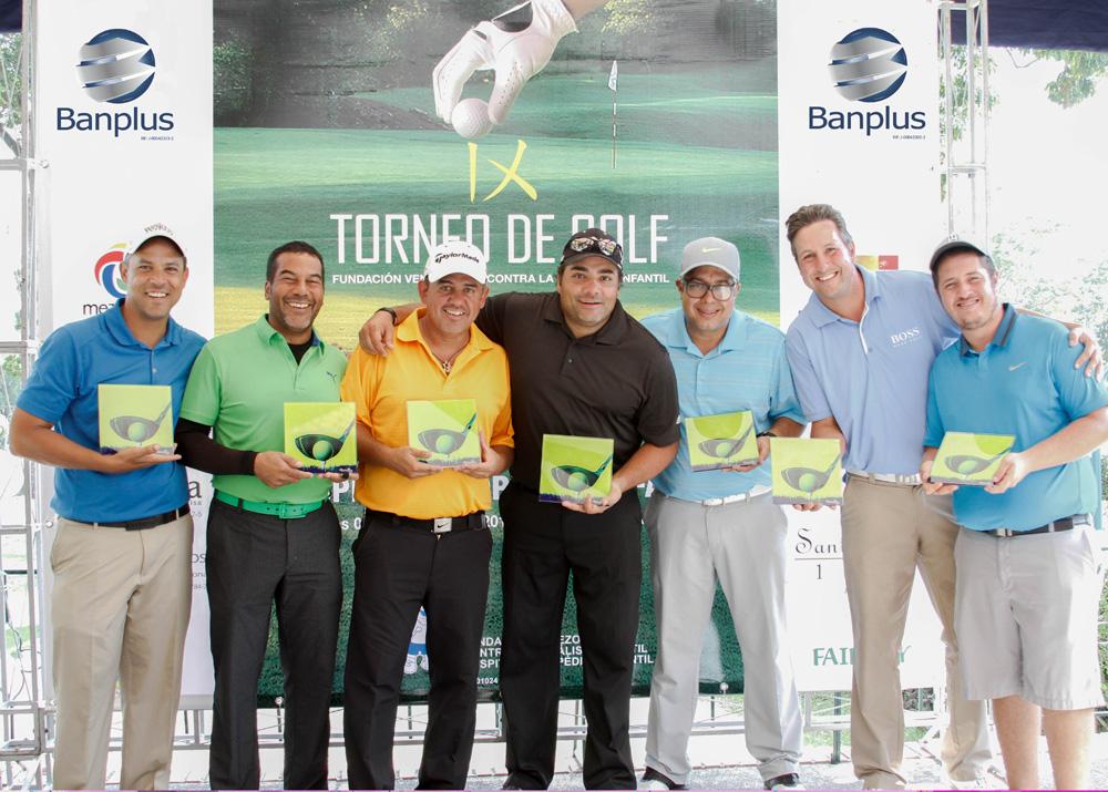 torneo golf banplus octubre 2015 - En Banplus jugamos Golf a beneficio del Hospital Ortopédico Infantil
