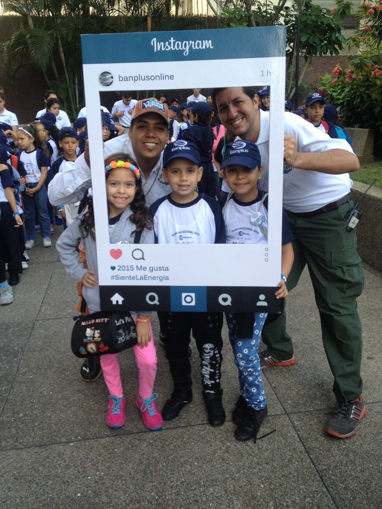 img 4004 768x1024 - Los pequeños de la familia Banplus disfrutaron su Plan Vacacional como buenos ciudadanos