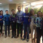 img 1410 150x150 - En la familia Banplus nos vestimos de azul para unirnos a la lucha contra el Cáncer de Colon