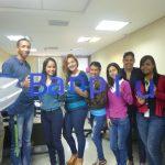 p1050156 150x150 - En la familia Banplus nos vestimos de azul para unirnos a la lucha contra el Cáncer de Colon