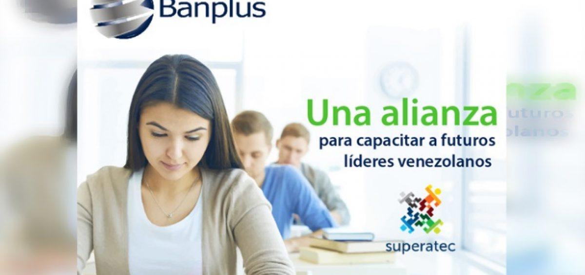 superatec banplus2 1200x565 - Historias Banplus | «Llegué a Banplus gracias a los entrenamientos con Superatec»