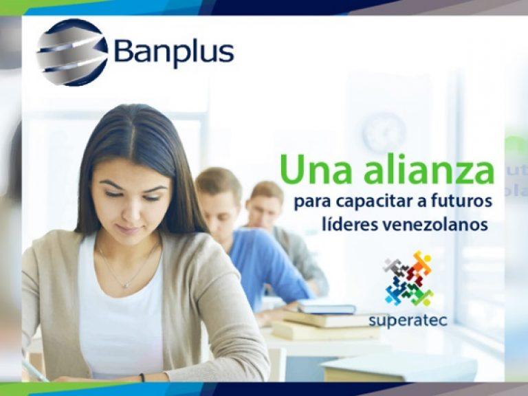 superatec banplus2 768x576 - Historias Banplus | «Llegué a Banplus gracias a los entrenamientos con Superatec»