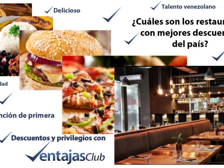 collage ventajasclub restaurantes gastronomia web el nacional1 768x576 - En VentajasClub encuentras cupones con ofertas y descuentos en restaurantes