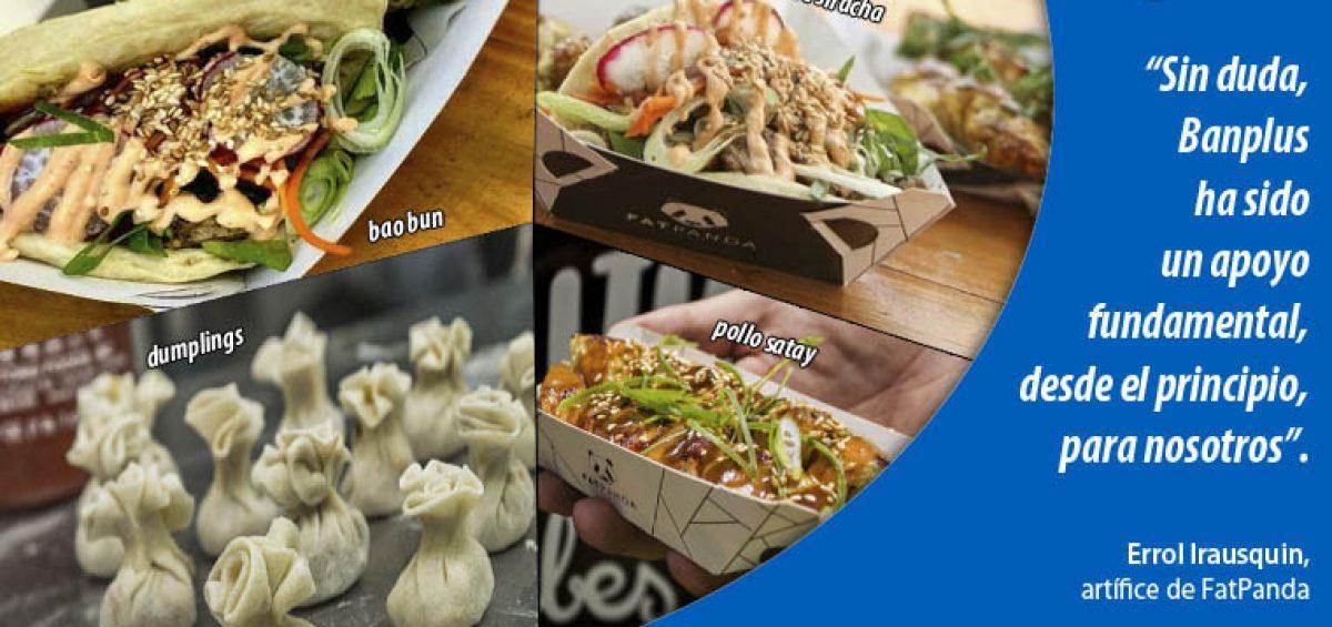 historias banplus empresas fatpanda 760x460 1200x565 - Il Jet Studio, donde tú mismo preparas tu propia pizza | Historias Banplus