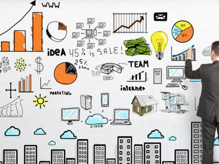 PYME vs emprendimiento graficos archivo blogbanplus 768x576 - Diferencia entre una PYME y un emprendimiento