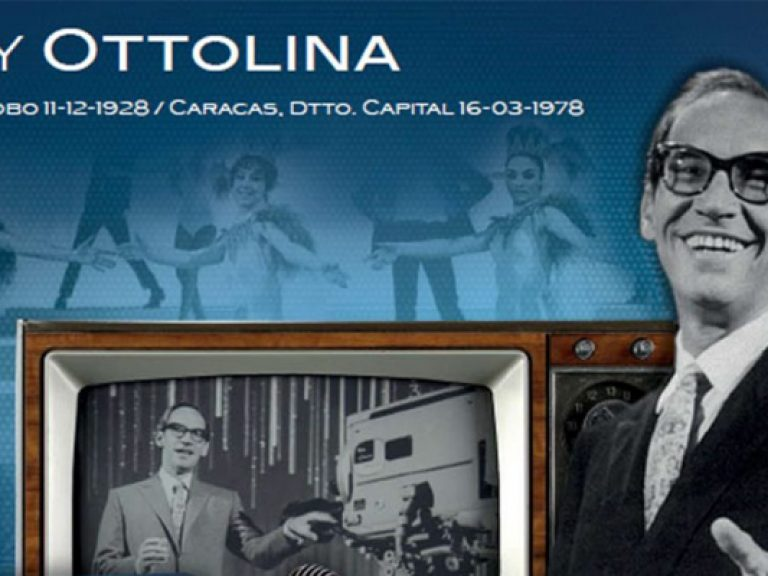 renny ottolina 850x400 768x576 - Biografía de Renny Ottolina | Venezolanos insignes de la modernidad