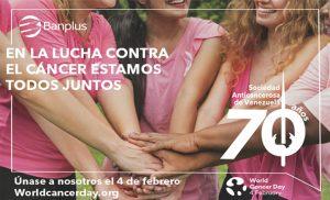 Día Mundial Contra el Cáncer 300x182 - Banplus se une a la lucha mundial contra el cáncer