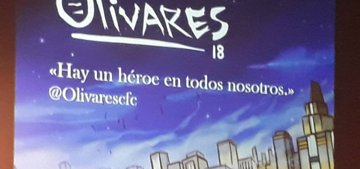 """24566c5f eca0 457e 81c9 52f933574083 1200x565 - En Banplus, con el artista Oscar Olivares, descubrimos que """"Hay un héroe en todos nosotros"""""""
