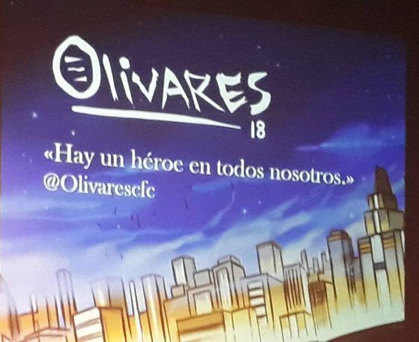"""24566c5f eca0 457e 81c9 52f933574083 600x490 - En Banplus, con el artista Oscar Olivares, descubrimos que """"Hay un héroe en todos nosotros"""""""