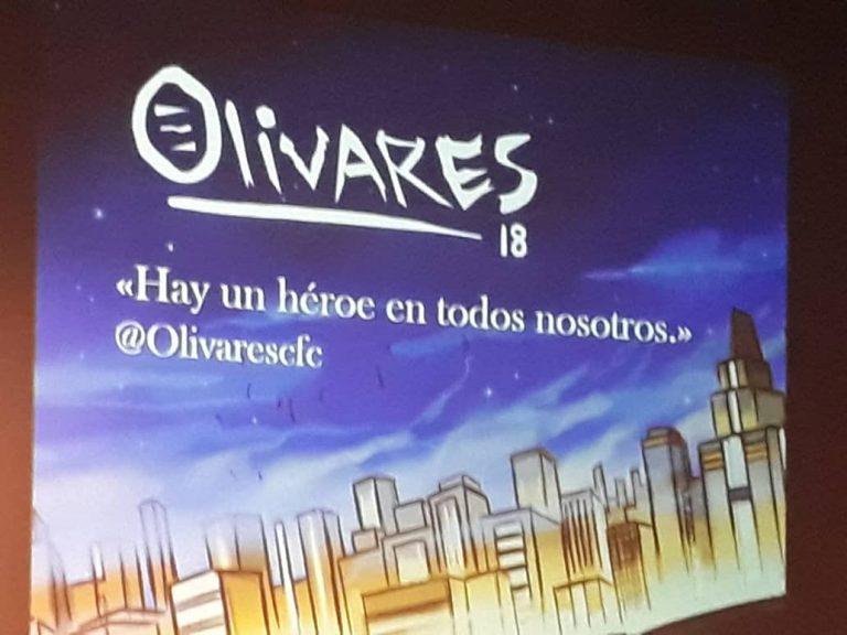 """24566c5f eca0 457e 81c9 52f933574083 768x576 - En Banplus, con el artista Oscar Olivares, descubrimos que """"Hay un héroe en todos nosotros"""""""