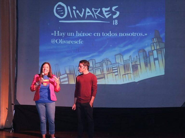 1. Banplus. Charla de Oscar Olivares a familiares. 13 abril 2019 768x576 - En Banplus, Oscar Olivares nos motiva a dibujar una Venezuela exitosa