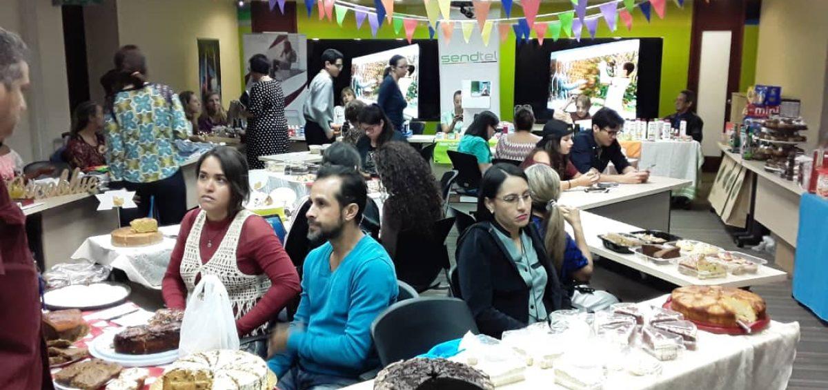 bazar día del padre 5 1200x565 - Como familia Banplus, realizamos bazar Día del Padre con talentos venezolanos