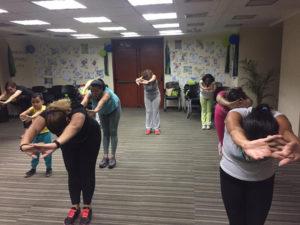 Entrenamiento Plus 300x225 - Entrenamos al ritmo de Latin Caribbean, una técnica de baile creada en Venezuela