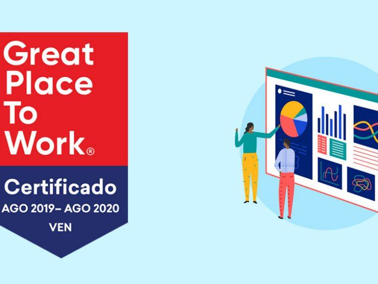 GPTW RRSS Banplus 768x576 - Orientados en ser un Gran Lugar para Trabajar, recibimos certificación de Great Place to Work