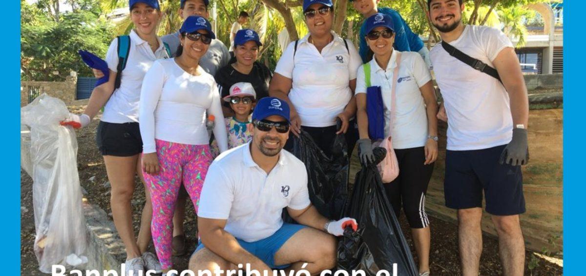 Banplus en el Día de Las Playas 2 1 1200x565 - En Nueva Esparta colaboramos con jornada de limpieza en el Día Mundial de las Playas