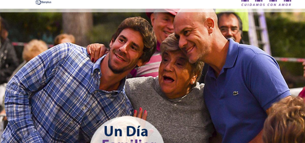 Dia familiar con Fund alzheimer  1200x565 - En el Mes Mundial del Alzheimer, hablemos sobre esta enfermedad