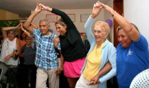 IMG 0085 300x177 - Voluntariado Plus y Fundación Alzheimer de Venezuela compartieron un Día Familiar con pacientes y familiares