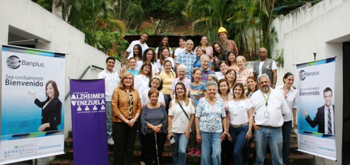 IMG 0177 1200x565 - Voluntariado Plus y Fundación Alzheimer de Venezuela compartieron un Día Familiar con pacientes y familiares