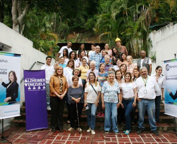 IMG 0177 600x490 - Voluntariado Plus y Fundación Alzheimer de Venezuela compartieron un Día Familiar con pacientes y familiares