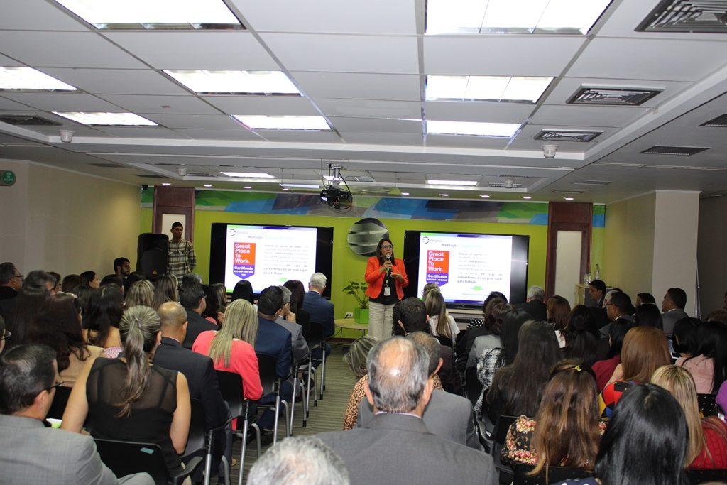 Jornada VP OCT19 1 1024x683 - Realizamos Jornada de Actualización de Gestión con líderes regionales