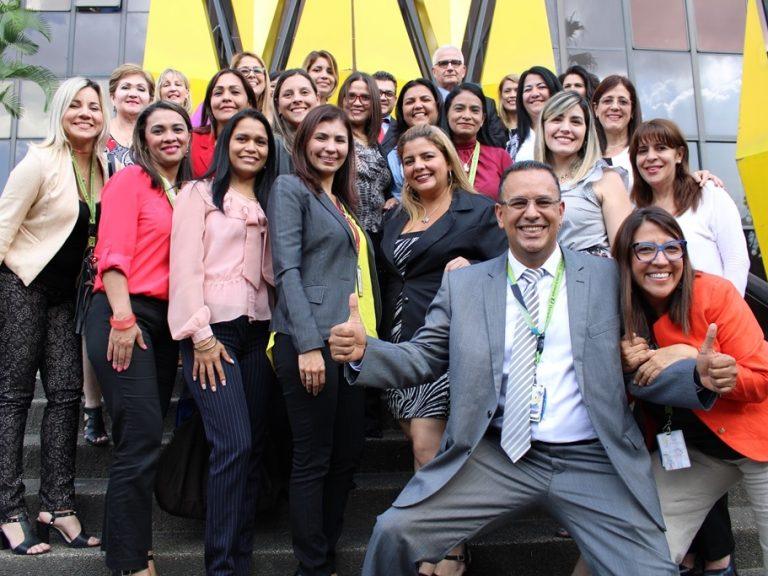 Reunion VP Regionales Oct 2019 1 768x576 - Realizamos Jornada de Actualización de Gestión con líderes regionales