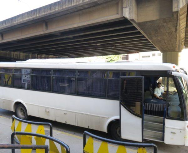 Transporte Torre La Noria  600x490 - Nuestro transporte beneficia a más de 150 colaboradores diariamente