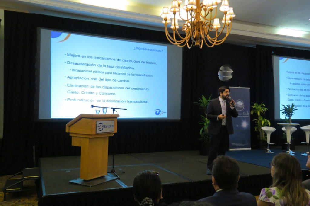 Diego Ricol Encuentro Estrategias Empresariales 2020 FINAL 8 1024x682 - Estrategias Empresariales 2020 | Una visión global sobre escenarios del país