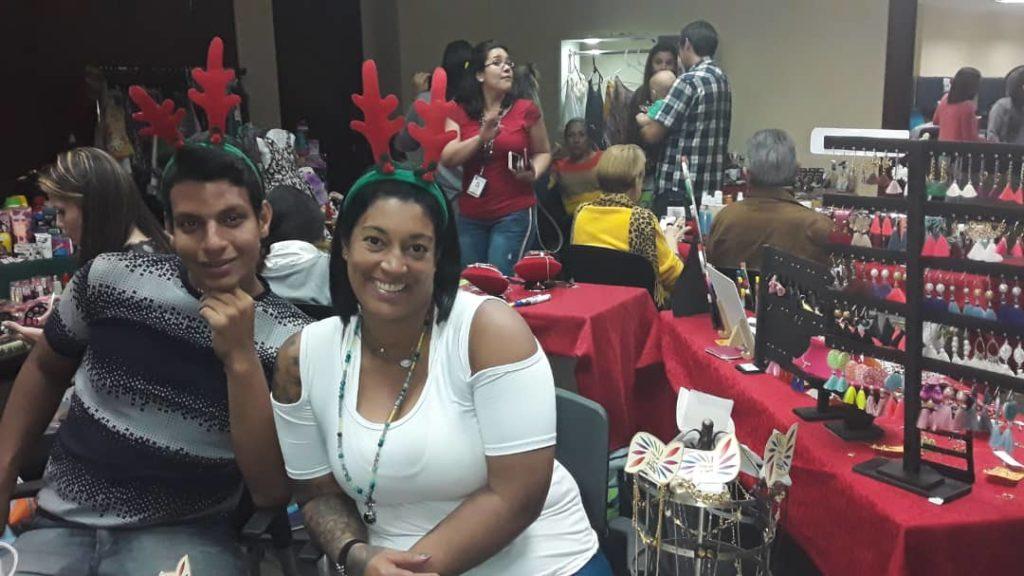 Feria navidad 4 2019 1024x576 - Disfrutamos de ferias navideñas en nuestros espacios Banplus