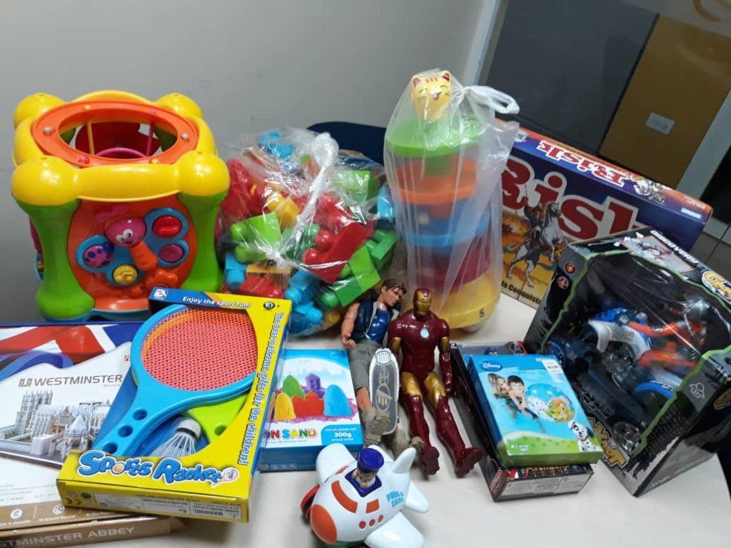 1c94a486 1476 4377 b7b3 0f74c94a4241 1024x768 - Llevamos la magia de la Navidad a niños de Casa Hogar en Caraballeda