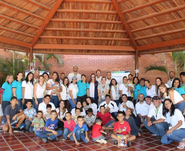 3 Visita Voluntariado Plus a Casa Hogar 13DIC19 600x490 - Llevamos la magia de la Navidad a niños de Casa Hogar en Caraballeda
