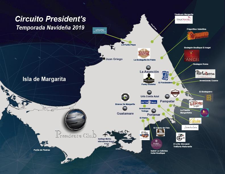 Banplus. Circuito Temporada Navideña. Margarita 21DIC19 al 18ENE20 - En temporada navideña, apoyamos al comercio insular