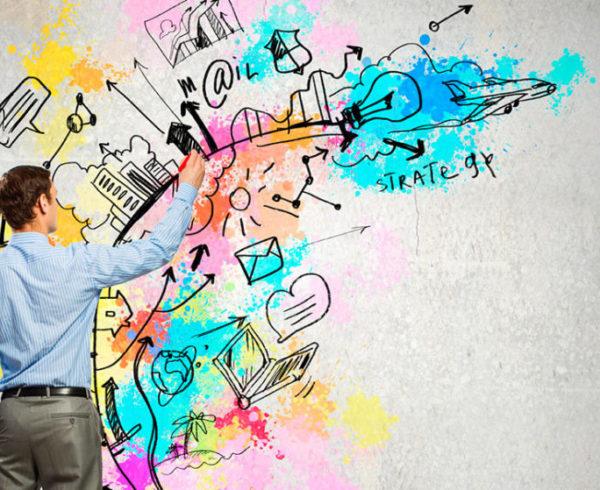 Creatividad y desarrollo mental 1 1024x559 600x490 - ¿Estás listo para innovar? | Think Tank, Océanos Azules