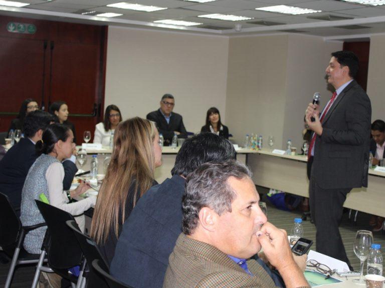 IMG 1307 768x576 - Realizamos encuentro de Actualización Bancaria con periodistas