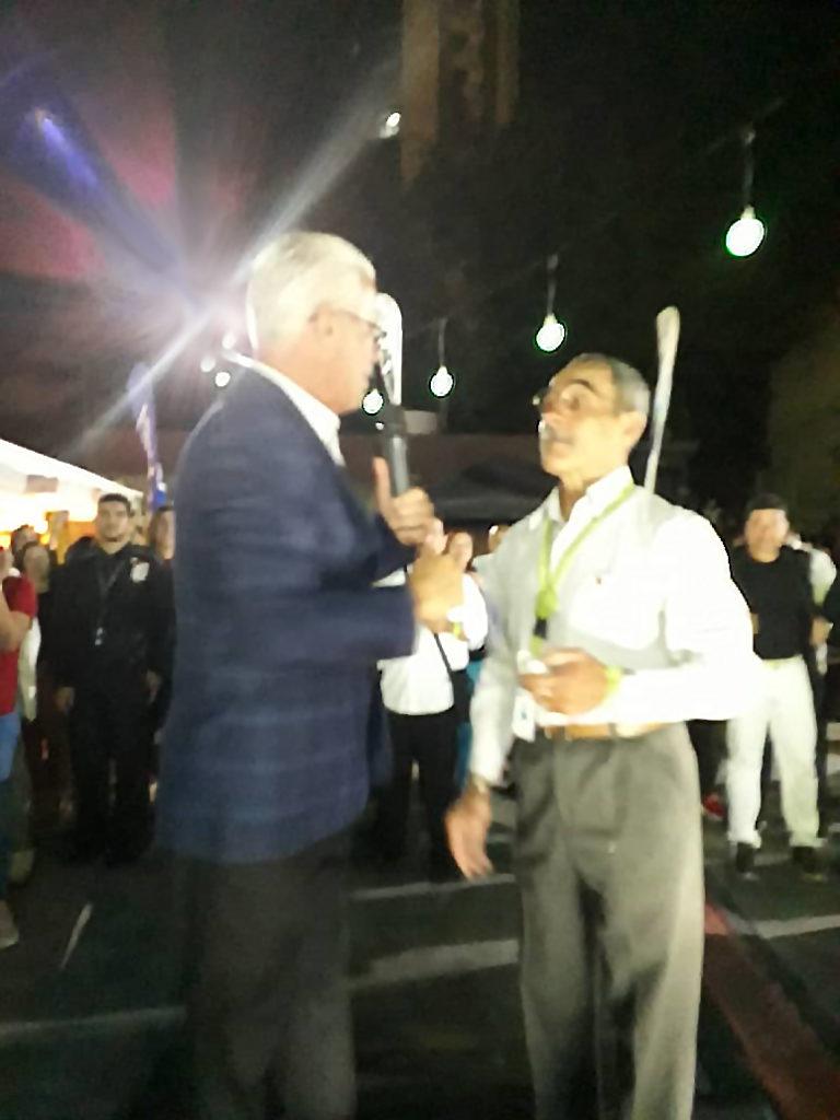 Manuel 768x1024 - Manuel González resume sus 15 años de servicio con una palabra: Calidad