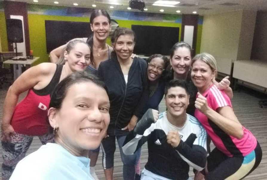 EntrenamientosPlusTaebo 3 - Promovemos 100% bienestar para nuestros colaboradores con actividades deportivas