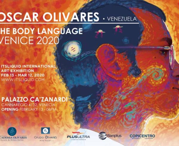 OSCAR OLIVARES 2020 ajustado a blog 600x490 - Desde Banplus apoyamos el talento artístico nacional | Oscar Olivares nos representa en Venecia, Italia
