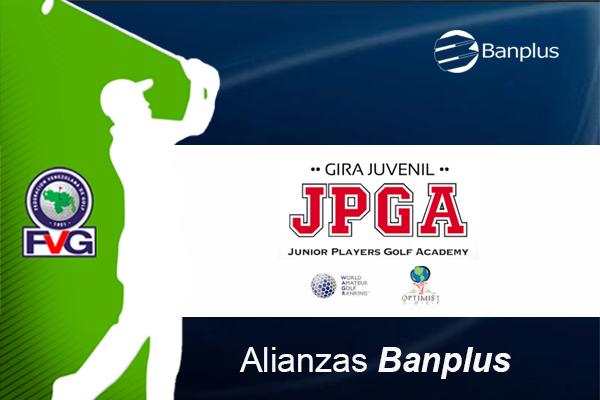 Torneo Golf BANPLUS ajust 400x600 1 - Nos unimos al Tour Juvenil de Golf JPGA 2020 | Venezuela es sede en Latinoamérica