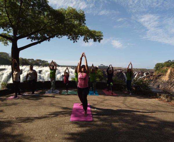 Dia de la Mujer en Puerto Ordaz 600x490 - Las mujeres de Banplus celebramos nuestro día conectadas con el bienestar