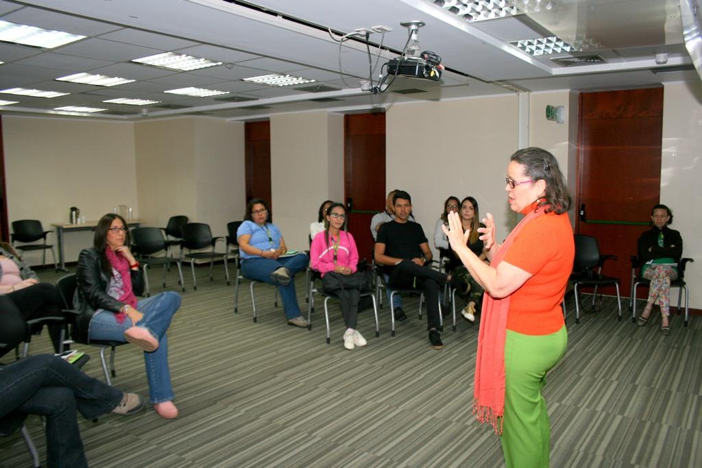 Taller que hago con mi semociones - Formación para Embajadores del Voluntariado Plus | ¿Cómo manejar las emociones?