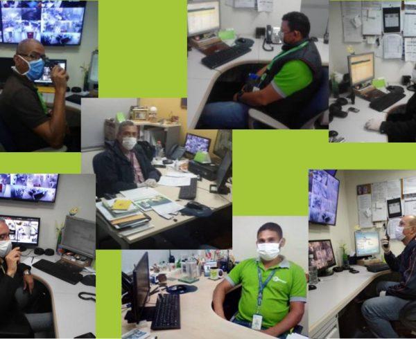 Gerencia de Seguridad Banplus Día del Trabajador 600x490 - Nuestra Gerencia de Seguridad | Garante de la operatividad bancaria