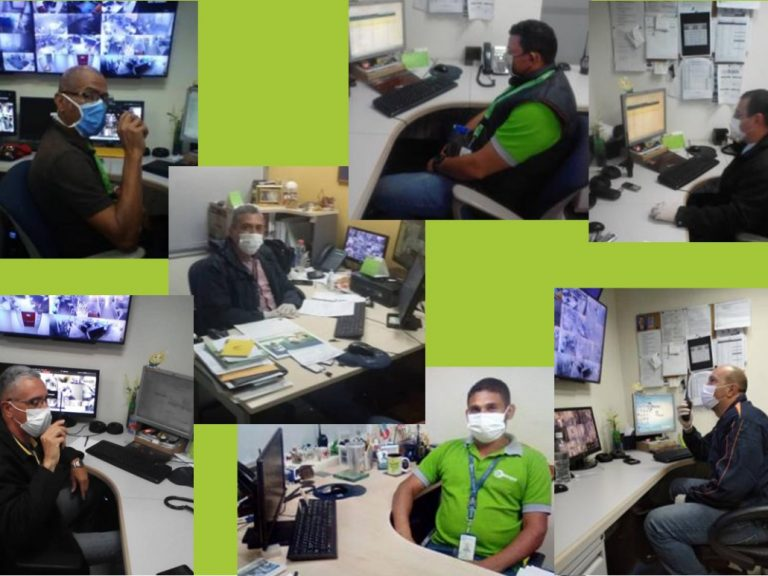 Gerencia de Seguridad Banplus Día del Trabajador 768x576 - Nuestra Gerencia de Seguridad | Garante de la operatividad bancaria