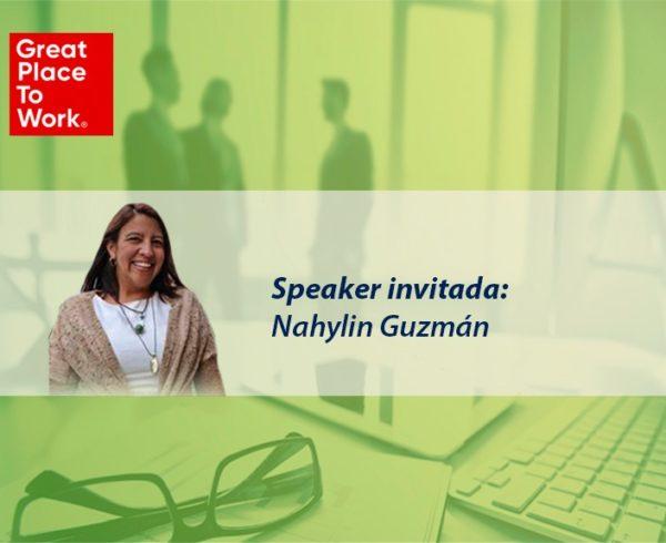 Nahylin Guzmán VPE Capital Humano Mercadeo y Comunicaciones blog 600x490 - Parte I. Comunicación en tiempos de Covid-19 | Banplus en webinar de Great Place To Work