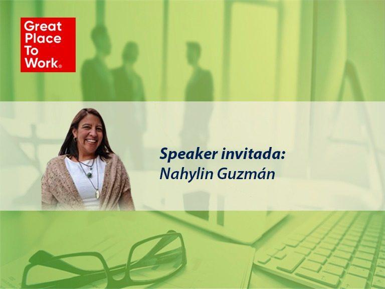 Nahylin Guzmán VPE Capital Humano Mercadeo y Comunicaciones blog 768x576 - Parte II. Comunicación en tiempos de Covid-19 | Banplus en webinar de Great Place To Work