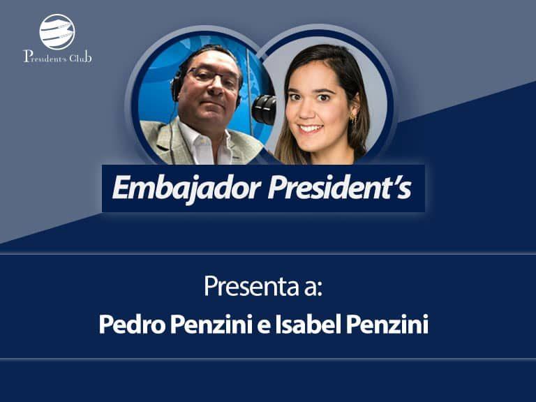 Blog IG Live Penzini e hija 768x576 - Nuestro próximo foro en vivo por Instagram es con Pedro Penzini | Exclusivo para President's Club