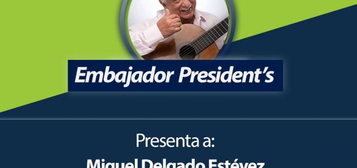 LIVE para Banplus On Line 1200x565 - Desde @BanplusOnLine, Miguel Delgado Estévez le cantará a las madres venezolanas