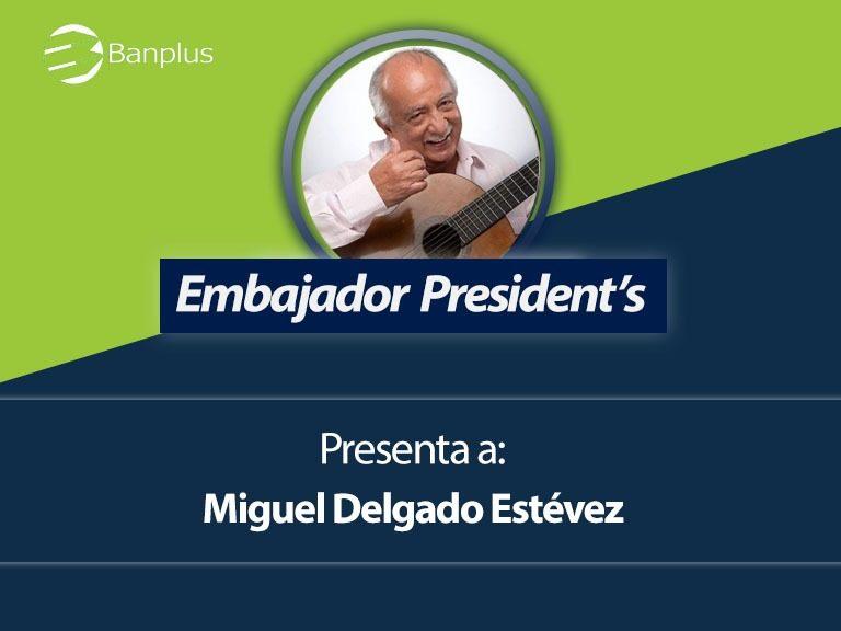 LIVE para Banplus On Line 768x576 - Desde @BanplusOnLine, Miguel Delgado Estévez le cantará a las madres venezolanas