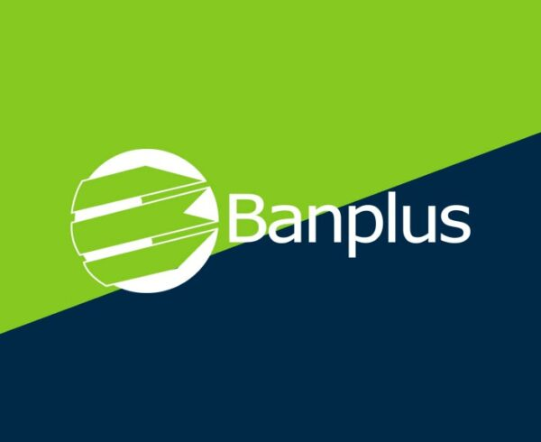 Banplus. Solo logo 600x490 - Banplus cumple cuarentena estricta del 17 al 21/08/2020 | Circular Sudeban