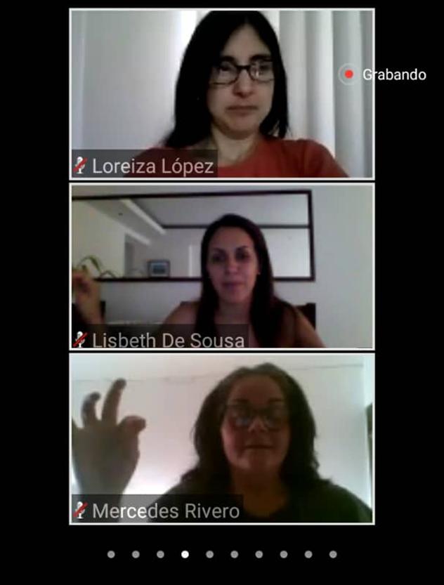 """Blog colaboradores en webinar Yorelis - Parte I   """"Familia Banplus en cuarentena"""" fue el tema en webinar para nuestros colaboradores"""