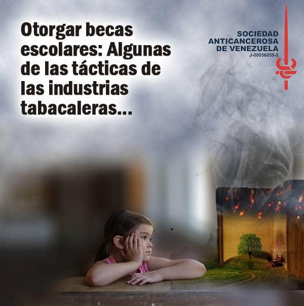 Campáña anti tabaco 3 - Venezuela recibe premio por Día Mundial sin Tabaco | Aplaudimos a la SAV por su impulso a la campaña