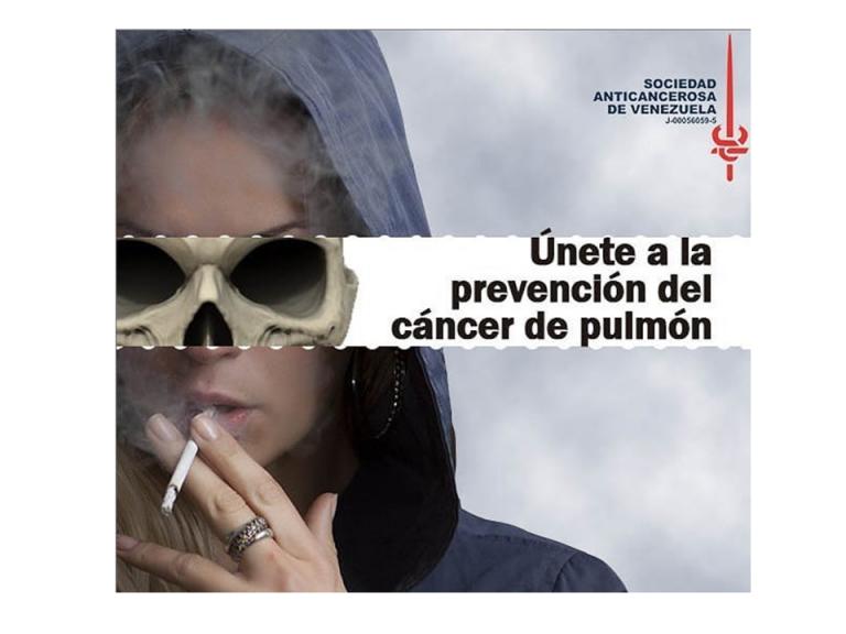 Campaña anti Tabaco ajustada 768x576 - Venezuela recibe premio por Día Mundial sin Tabaco | Aplaudimos a la SAV por su impulso a la campaña